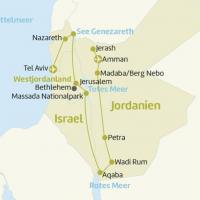 Jordan - Hỏi đá bao nhiêu tuổi đời
